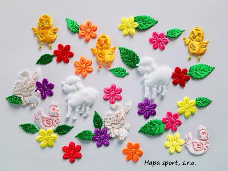 Textilní dekorace a doplňky